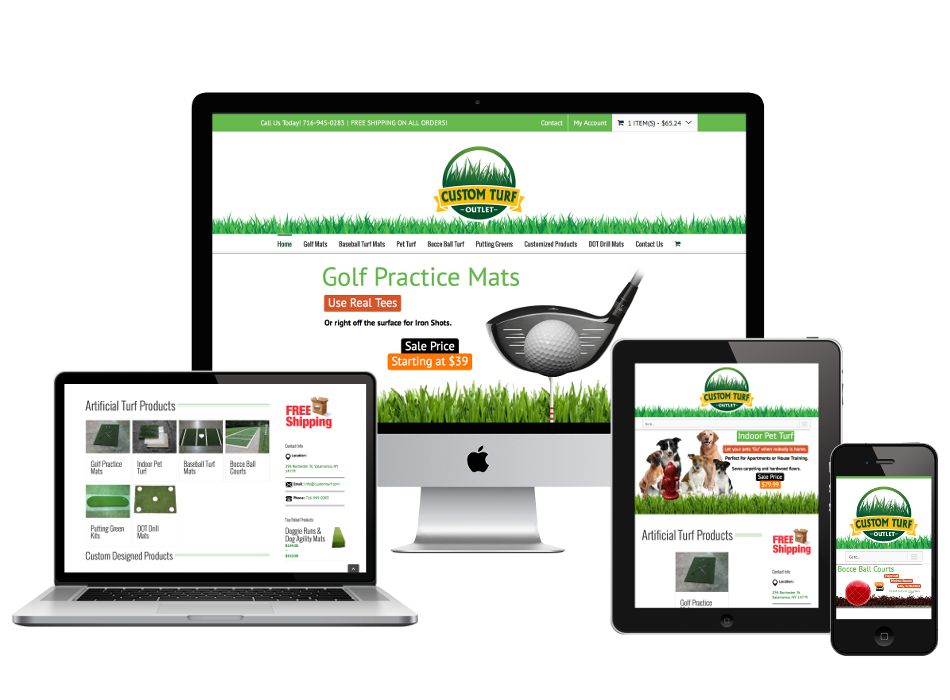 Orchard Park NY Web Design