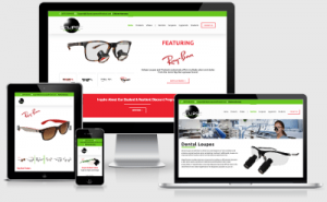 eclipse loupes and products website