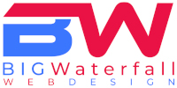 buffalo web design | Big Waterfall