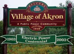 Village of Akron NY Web Design